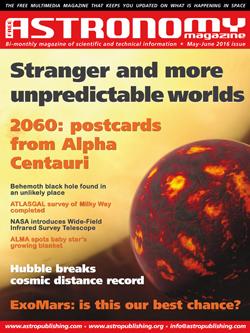 Free Astronomy Magazine - Astro Publishing